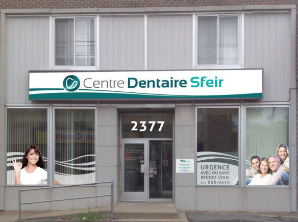 Centre Dentaire Sfeir